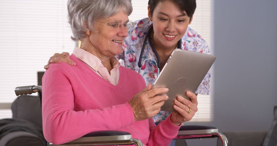 How technology is benefitting care environments - Recycle ...